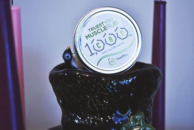 Truest You CBD Muscle Rub for Pain Relief Product Review