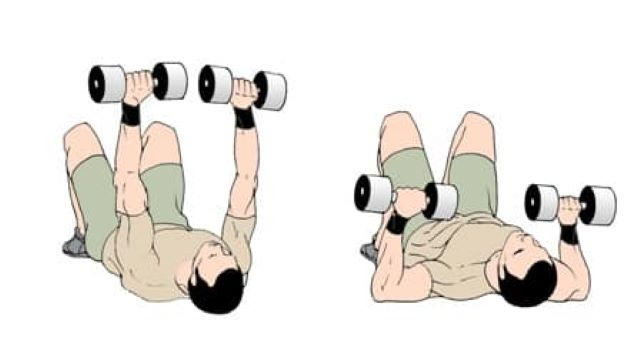 Dumbbell Floor Press Benefits