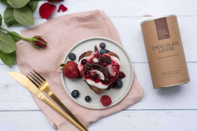 Chocolate Lover superfoods product review