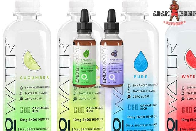 endowater and endodrops product review