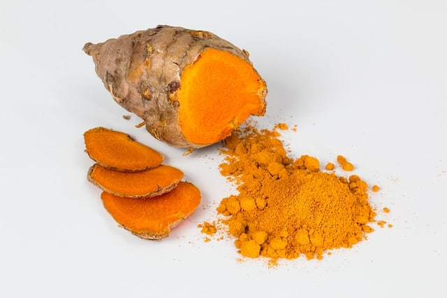 is turmeric a good supplement for weight loss