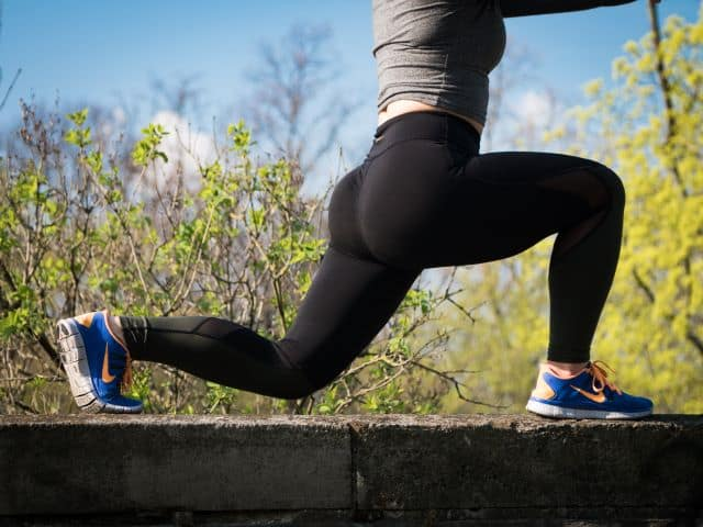 reverse lunge exercise benefits