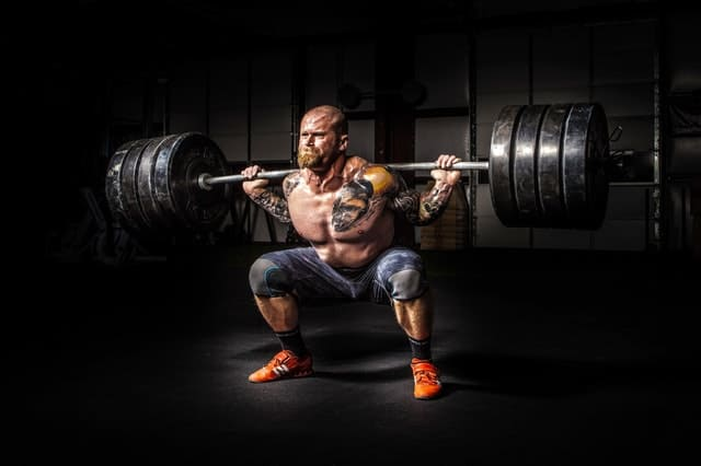 20 rep squat results