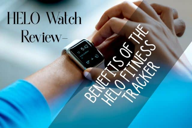 HELO LX Fitness Watch Review