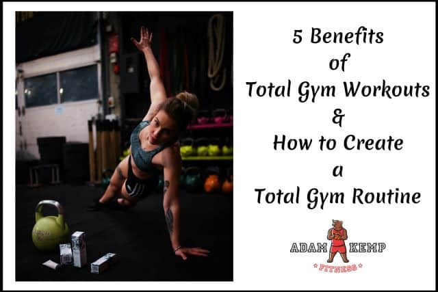 best total gym reviews
