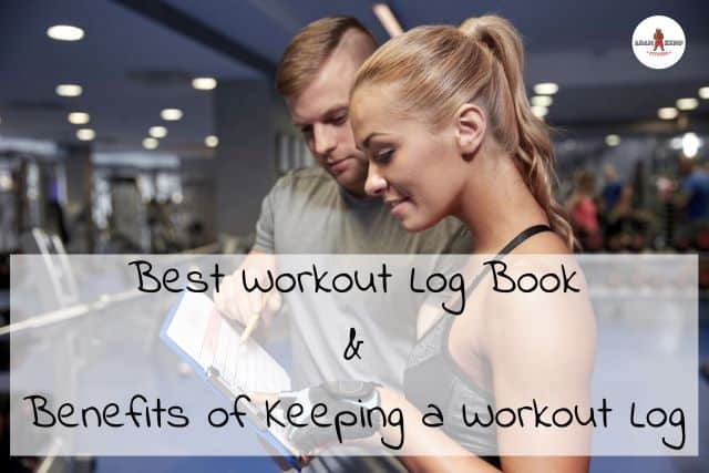 best workout log book