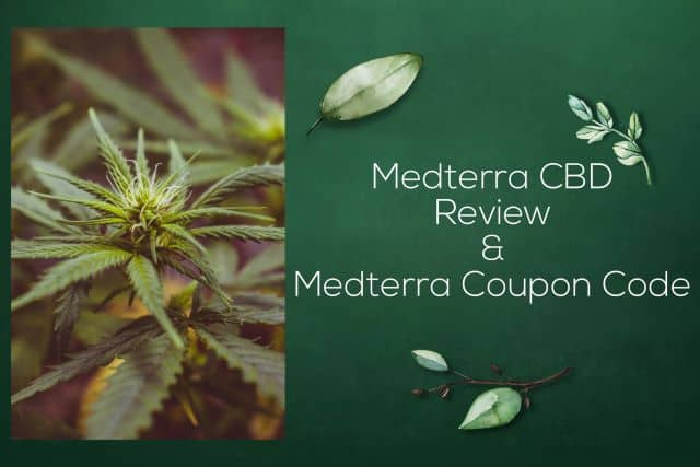 coupon code for Medterra CBD products